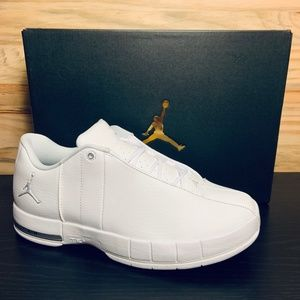 Nike Shoes - New Nike Air Jordan Team Elite 2 Low White